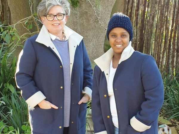 Kensington Sherpa clothing products